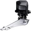 Shimano Dura Ace Di2 FD-R9150 etuvaihtaja 2x11-vaihteinen juotettu , musta